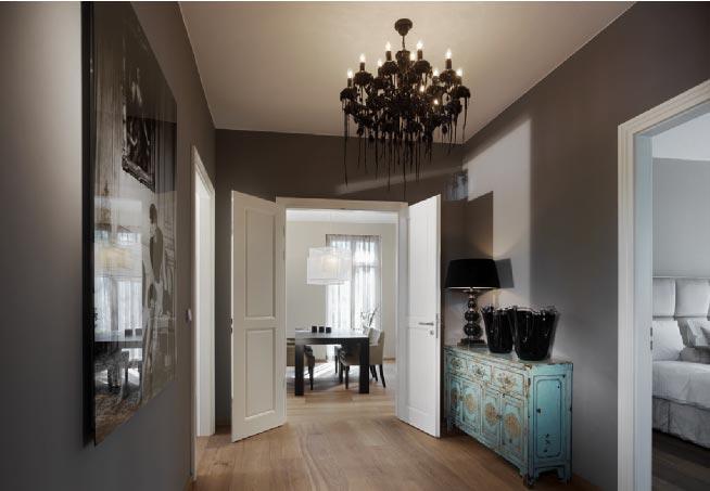 Apartment Foyer : Apartment foyer design